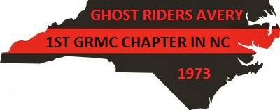 1ST GHOST RIDERS CHAPTER IN NC