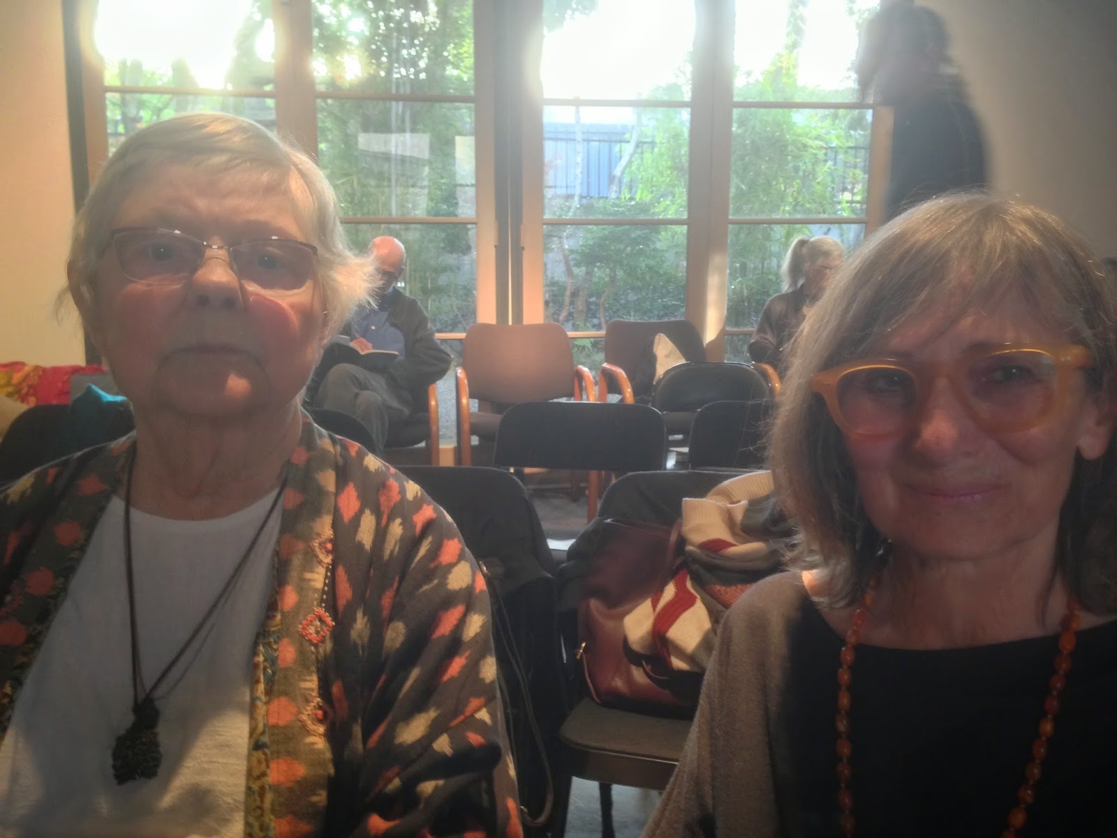 beverly dahlen and norma cole photo by kevin killian