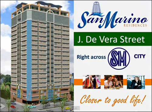 Cebu Property Investment San Marino Condominium Near Sm Cebu