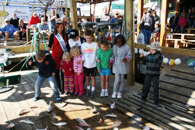 Kids Activities Destin Fishing Rodeo