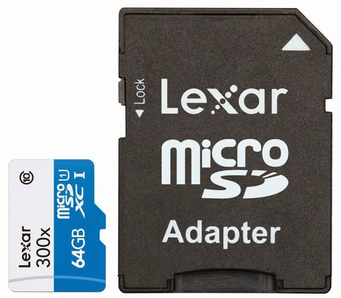 Buy Lexar MicroSD 64GB 300X High Speed Class 10 Memory Card Rs.1,699 only at Amazon.
