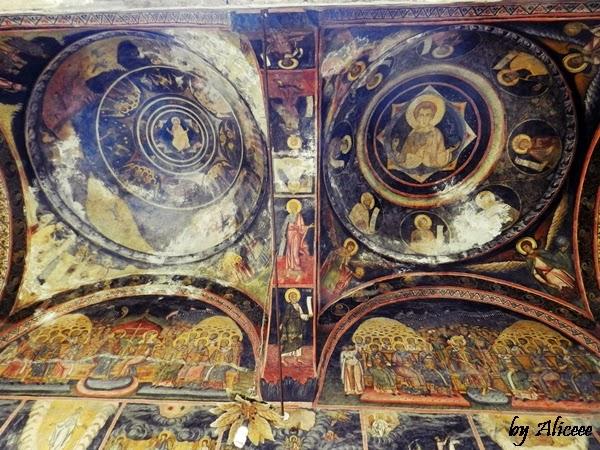 fresce-biserica-cretulescu-calea-victoriei