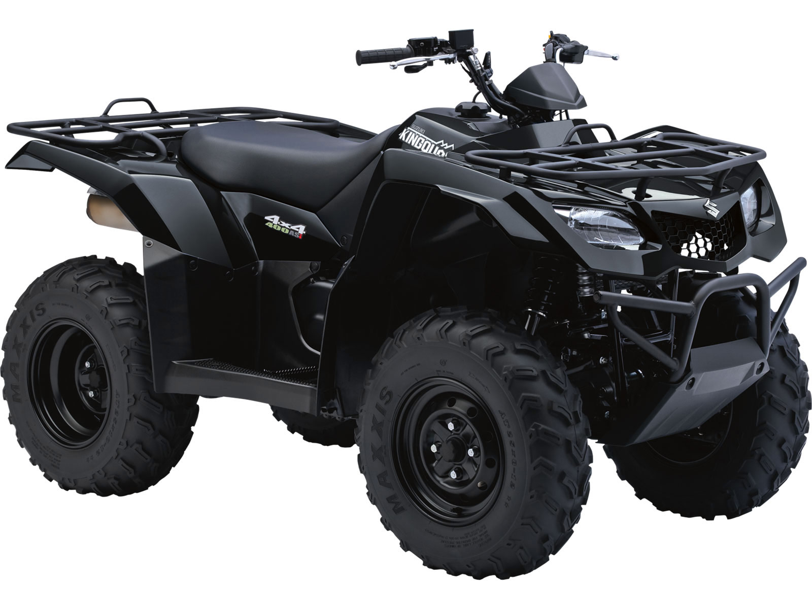 suzuki kingquad 400asi 2011 atv pictures accident lawyers. Black Bedroom Furniture Sets. Home Design Ideas