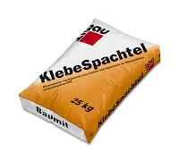 adeziv polistiren Baumit - klebespachtel - pentru spacluire; pret, constructii - manopera termosistem