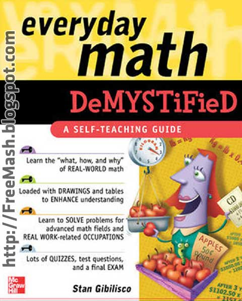 Everyday Math DeMYSTiFieD A SELF-TEACHING GUIDE PDF Ebook Free Download