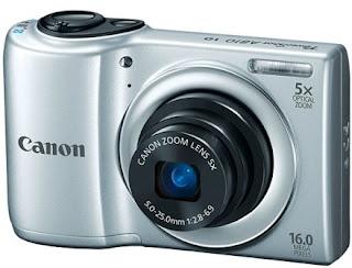 harga Canon Digital IXUS Powershot A810