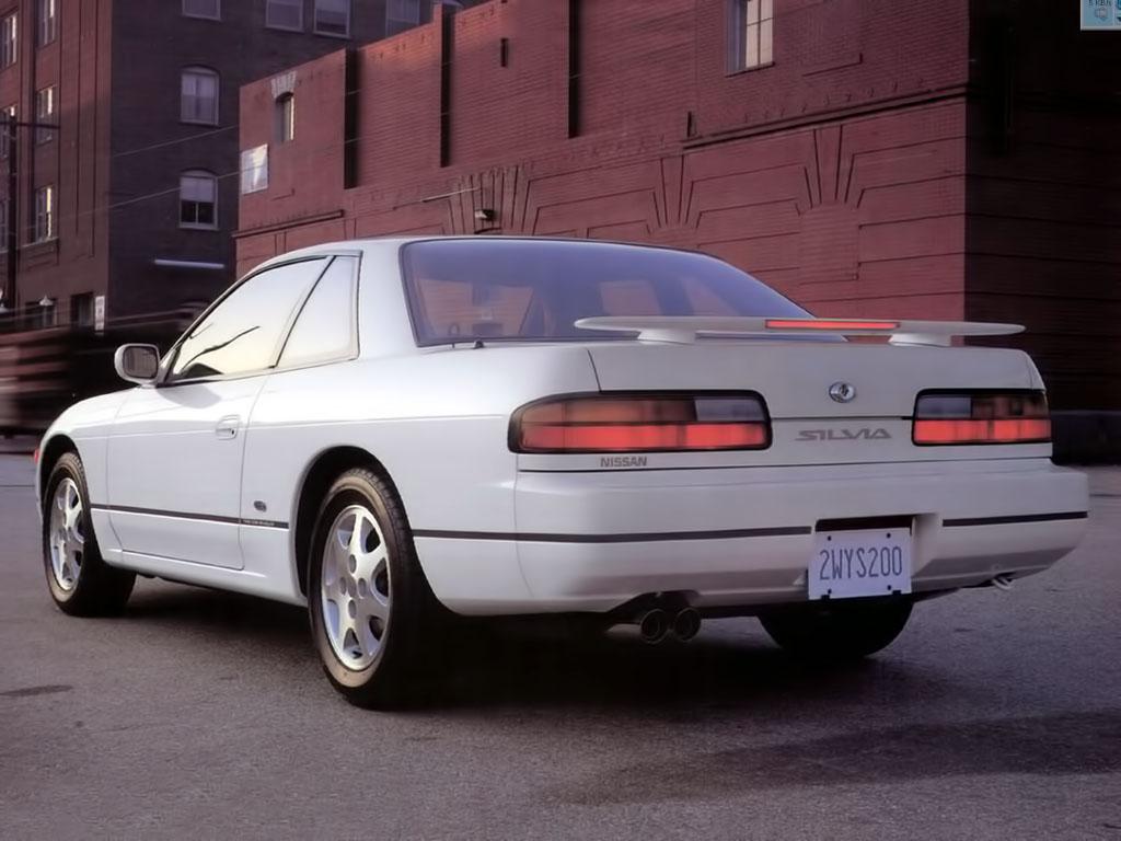Nissan Silvia Q's S13, JDM, wersja na rynek japoński, czym się różni Silvia od 200SX, samochody