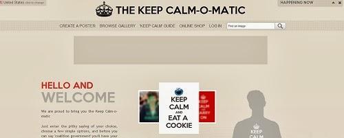 Image Creation Ideas: Keep Calm-o-Matic