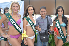 Miss Earth 2012 Swimsuit Presentation