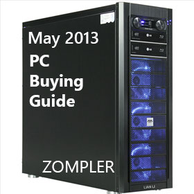 Multitasking PC Buying Guide May 2013