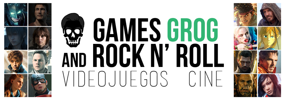 Games,Grog and Rock n' Roll