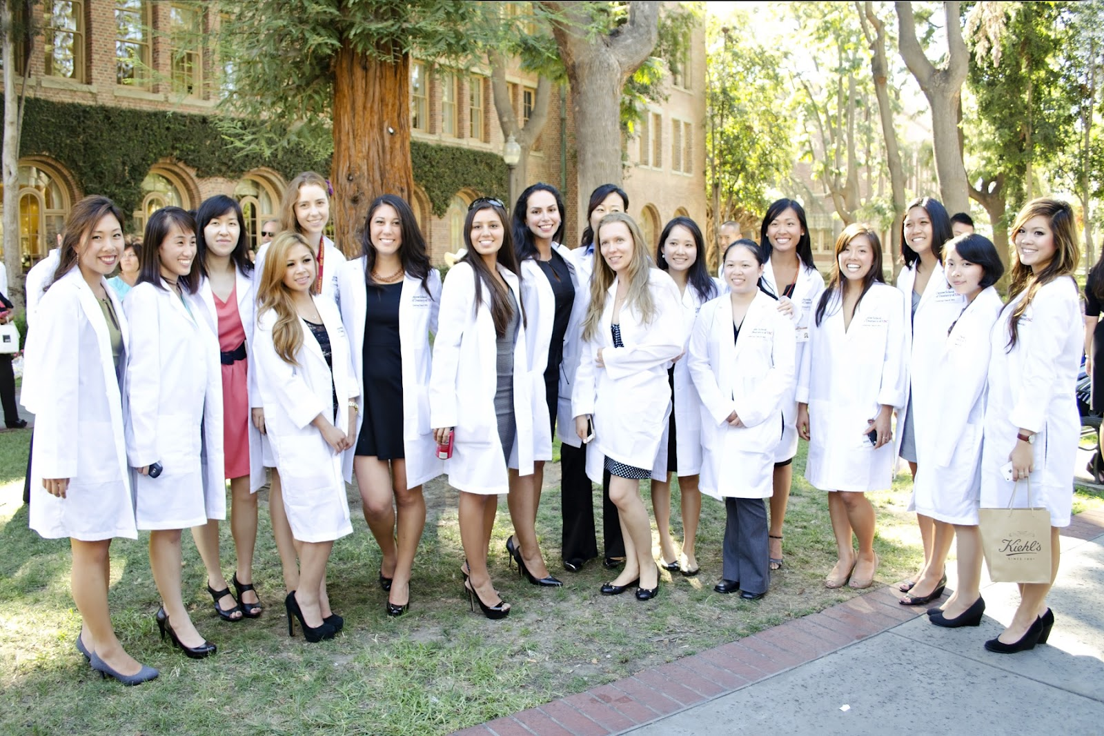 Day 01: Class of 2016 White Coat Ceremony | Mirror and Explorer