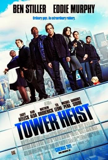 Ver Tower Heist (Robo en las alturas) (2011) Online