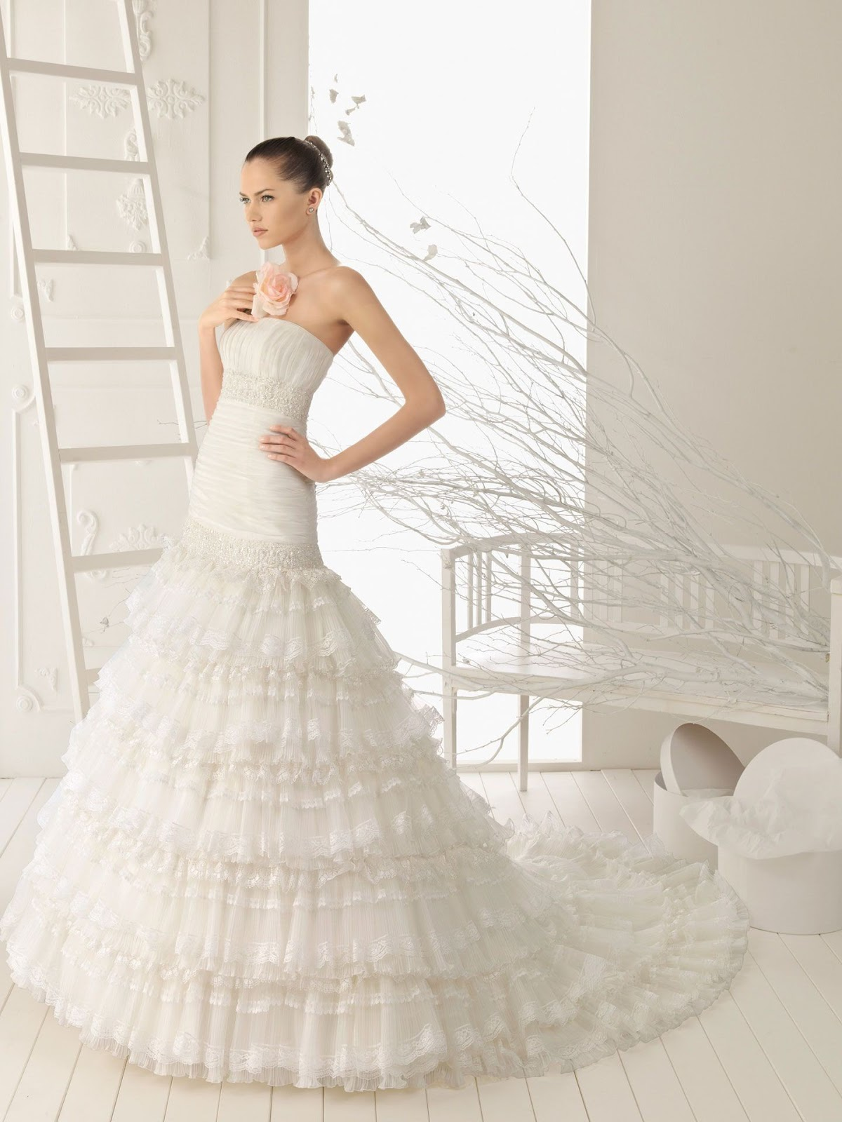 Clothing style wedding dress clothing style for Shirt dress wedding gown