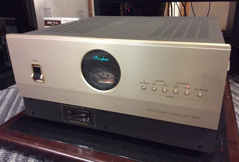 Accuphase PS-1220 クリーン電源