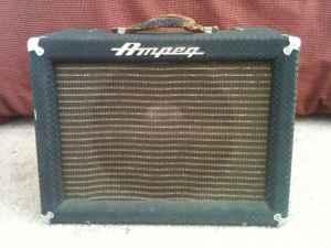 vintage ampeg jet