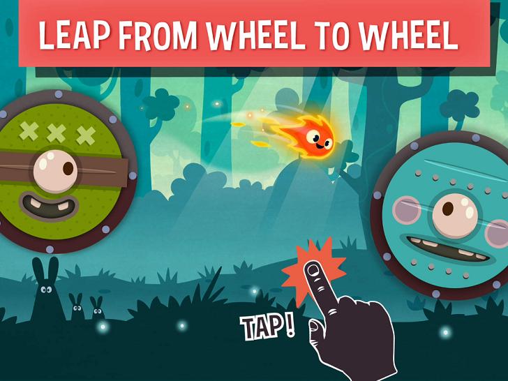 Pyro Jump Main Game App
