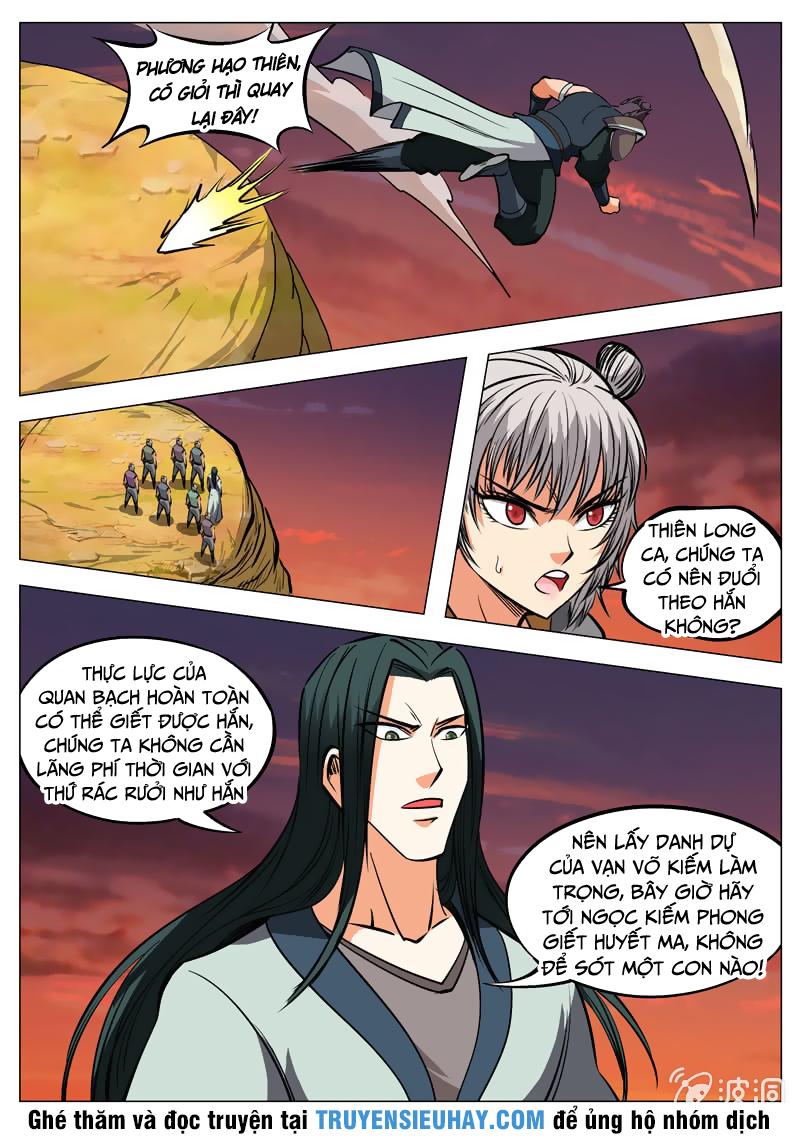 Đại Kiếm Thần chap 141 - Trang 7
