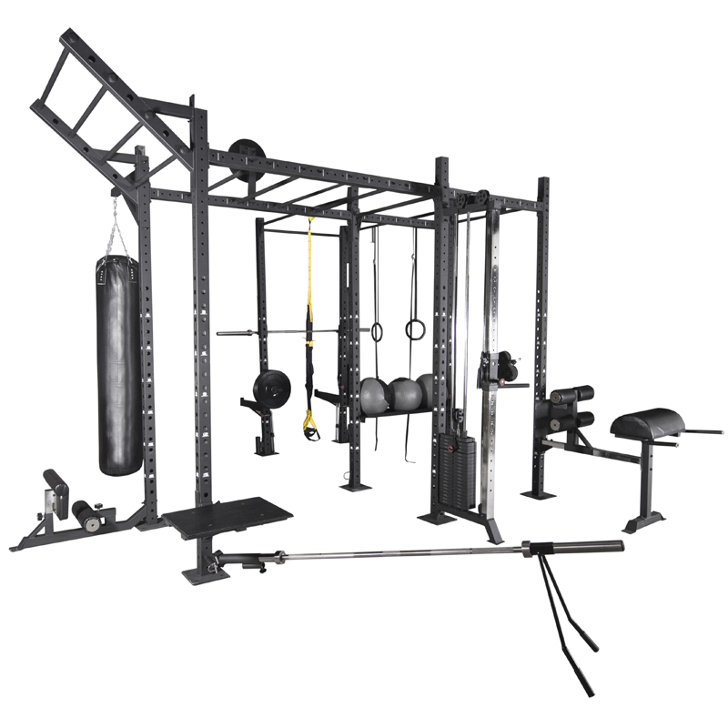 Functional training cage