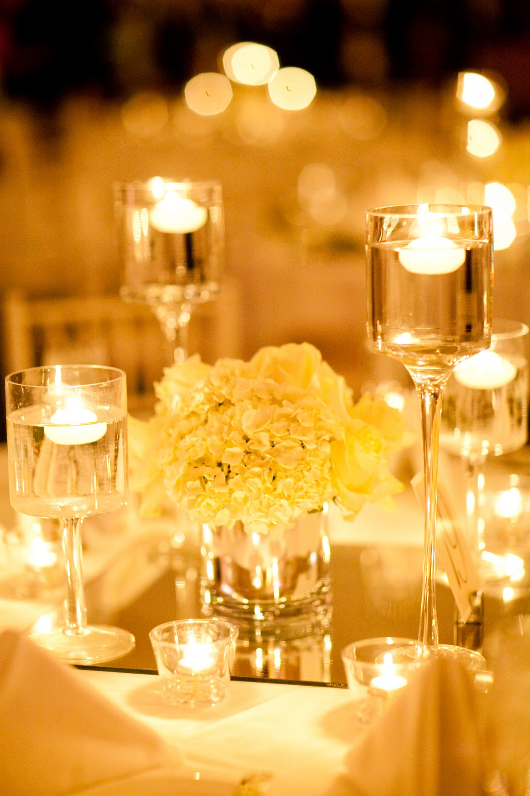 Side By Design Wedding Reception