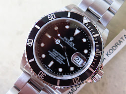 ROLEX SUBMARINER DATE - ROLEX 16610 - SERIE M YEAR 2008 (REHAUTE) - MINTS CONDITION