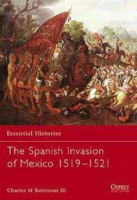 La Conquista de México - Osprey