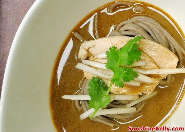 MIGF 2013, MIGF Menu, Food Beverage, food, food review, Nook, Aloft KL Sentral, Sarawak Laksa, Organic Soba Noodle, Lobster, Abalone