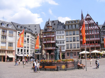 Piata Romerberg, Frankfurt