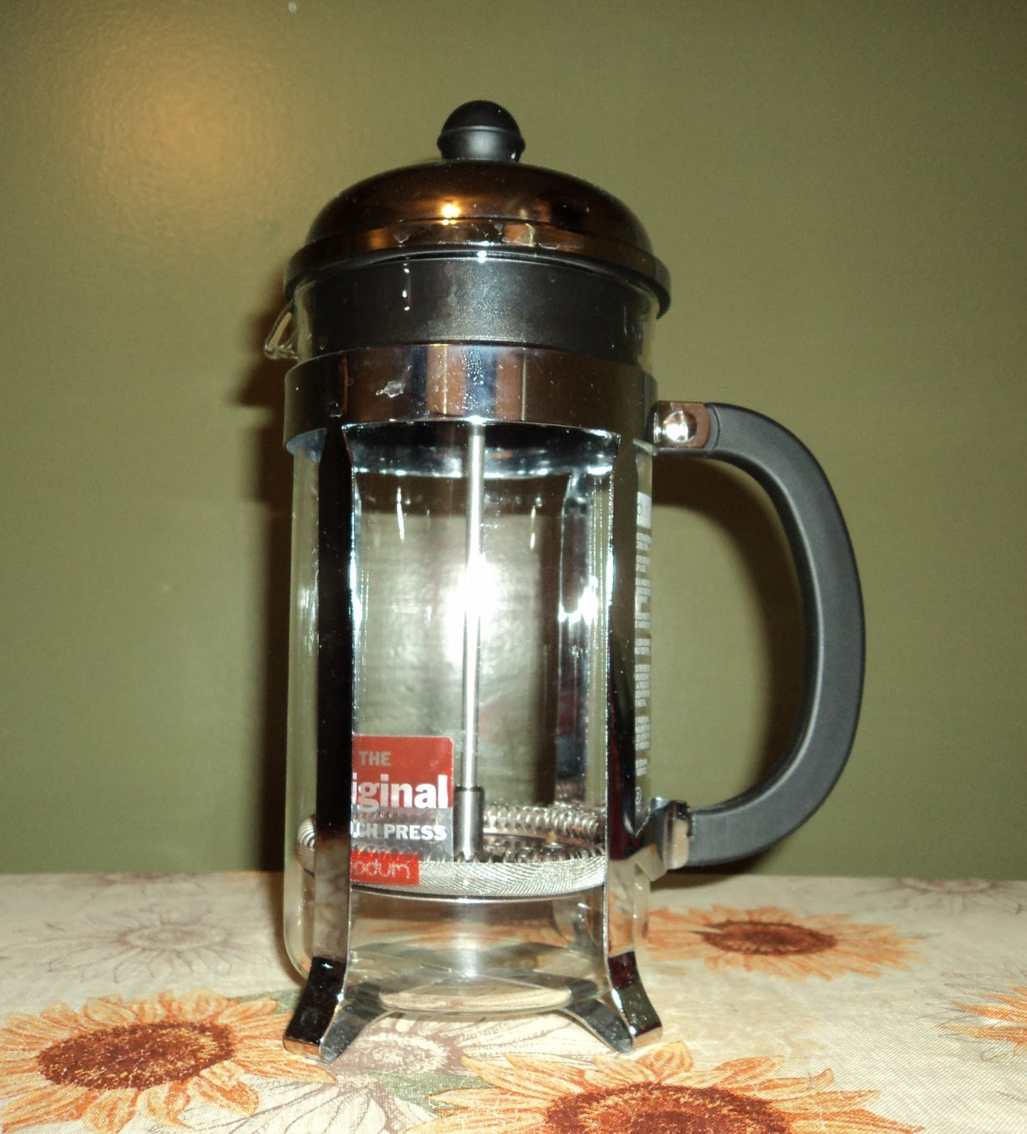 Bed bath beyond french press -  Up Space On Your Kitchen Counter Just A Simple French Press Coffeemaker Available At Target Bed Bath And Beyond Amazon Com Or Any Number Of Stores