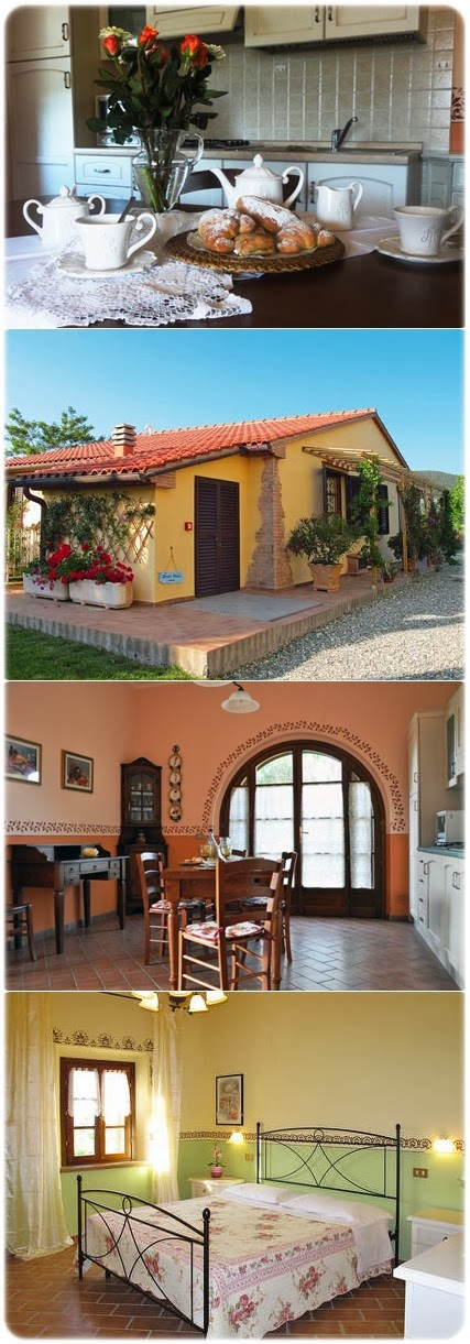 Our holiday house near Pisa -Tuscany