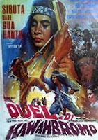 film Duel di Kawah Bromo