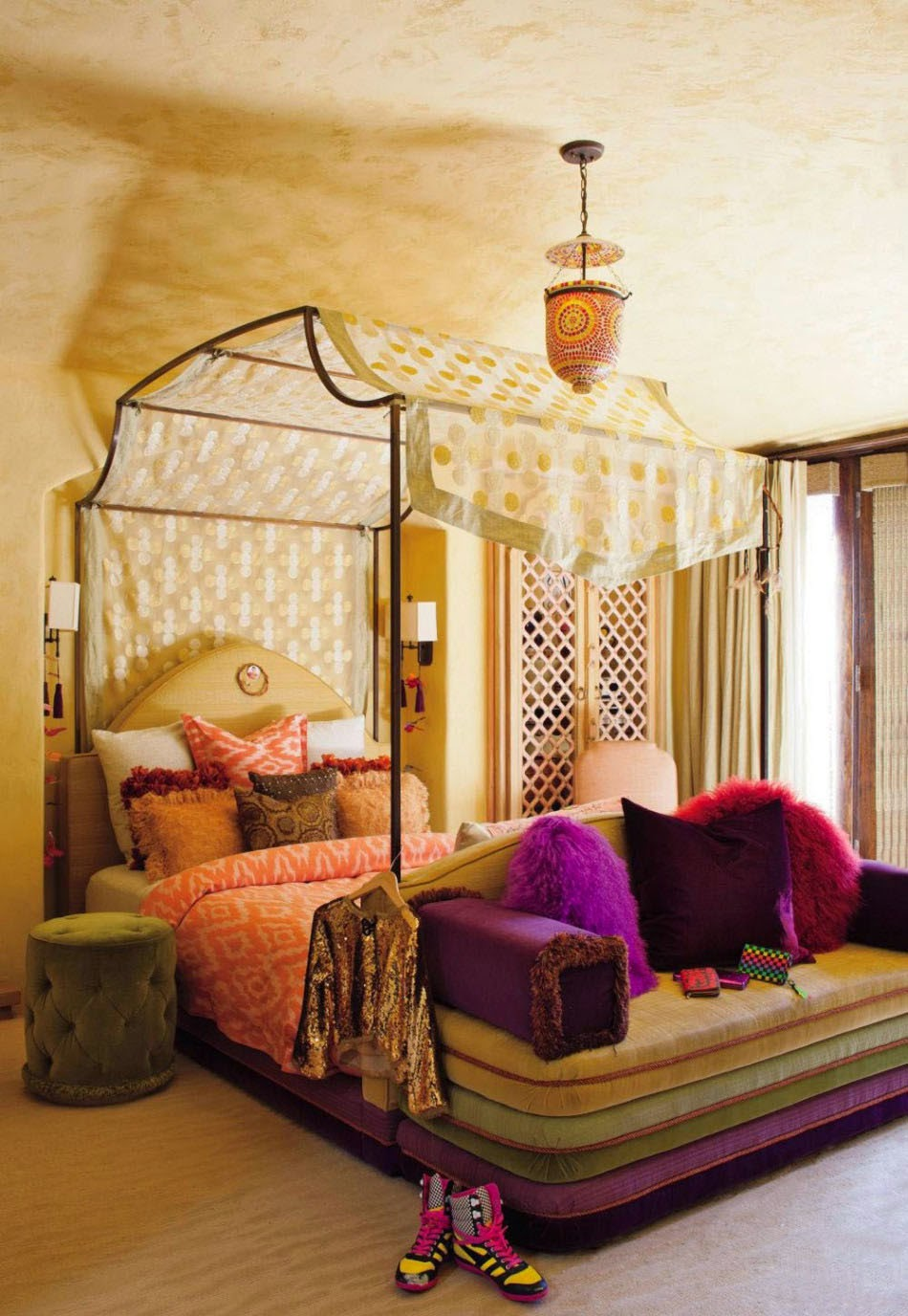 creative canopy beds for bedroom dreamers | interior design