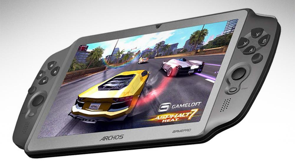 Archos, GamePad, 2, Tablet