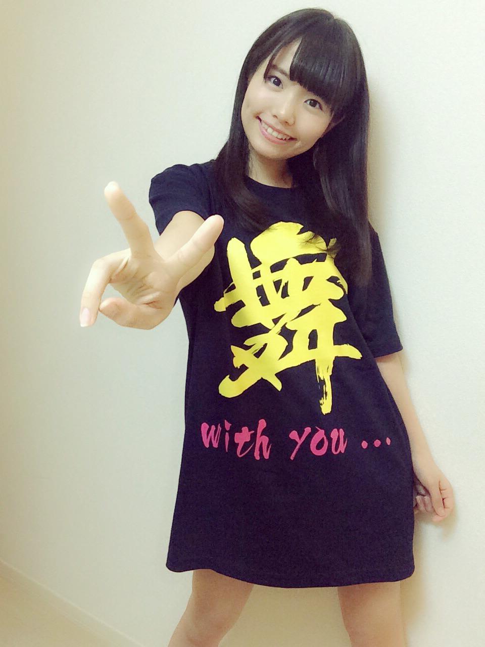 HKT48の渕上舞