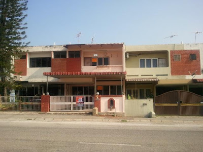 Ipoh House For Sale Menglembu Taman Rasi