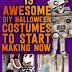 19 Awesome DIY Halloween Costumes To Start Making Now