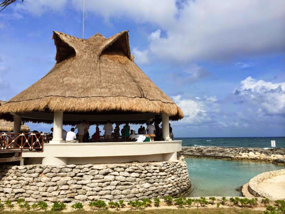 Wedding Palapa At Hard Rock Riviera Maya