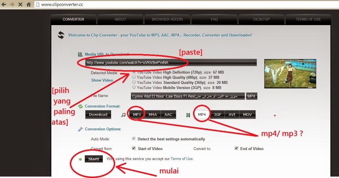 DefaEfendi Blog: Cara download Video youtube FULL HD 720p