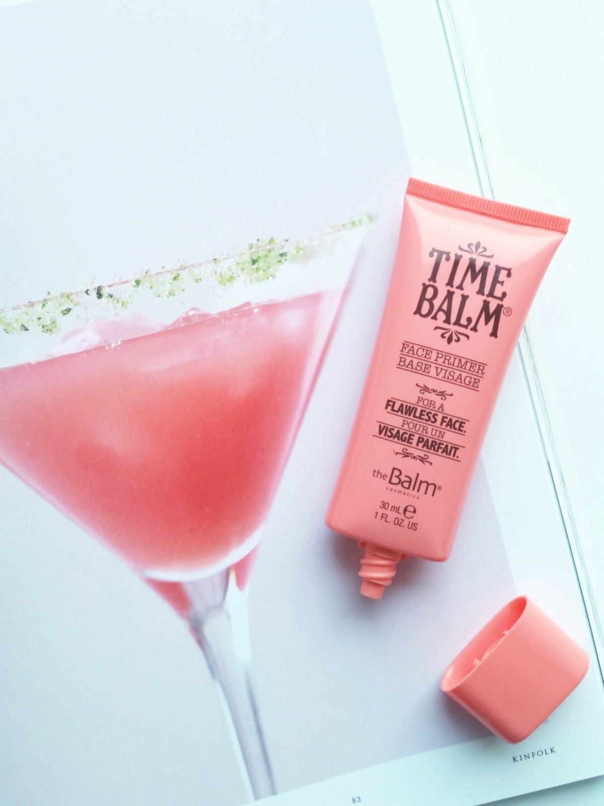 The Balms' Time Balm review