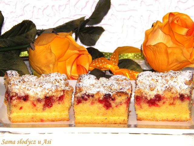 Ciasto z porzeczkami według Siostry Anastazji