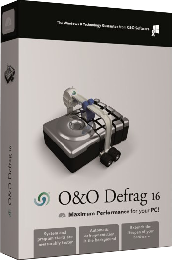 O&O Defrag Professional 16.0 Build 345 (ENG) - Keygen