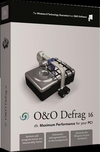 O&O Defrag Professional 16.0 Build 345 (ENG) - Keygen