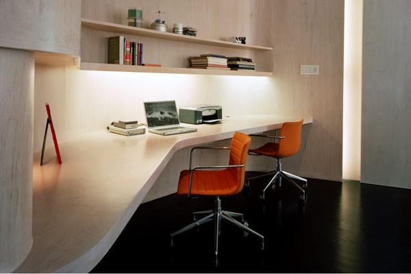 home office spazio e organizzazione. Black Bedroom Furniture Sets. Home Design Ideas