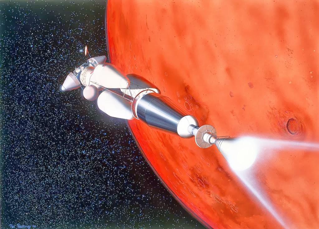Mars Trip 2020
