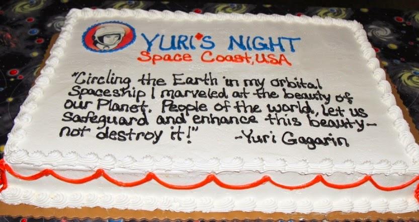 Yuri's Night 2015