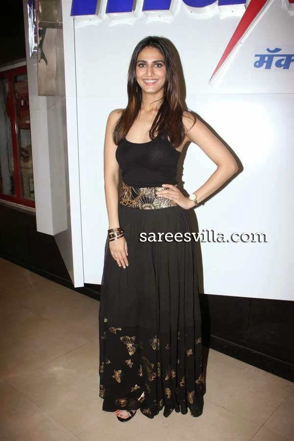 Actress Vaani Kapoor at Max Store