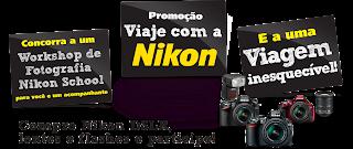 """""""Promoção Viaje com a NIKON"""""""