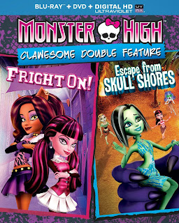 Monster High: Clawesome Double Feature Fright On Online Dublado