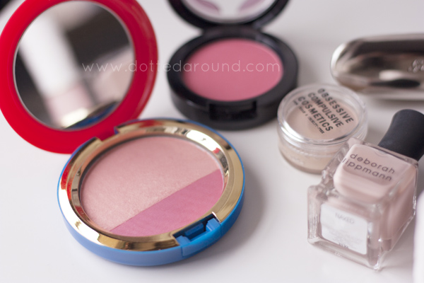 Mac wonder woman blush