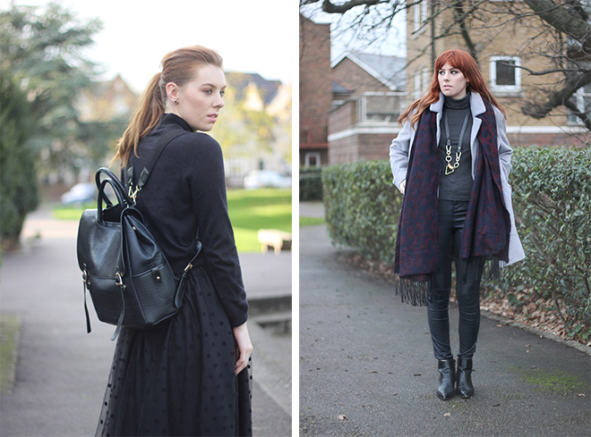 UK FASHION BLOGGER - THE GOODOWL